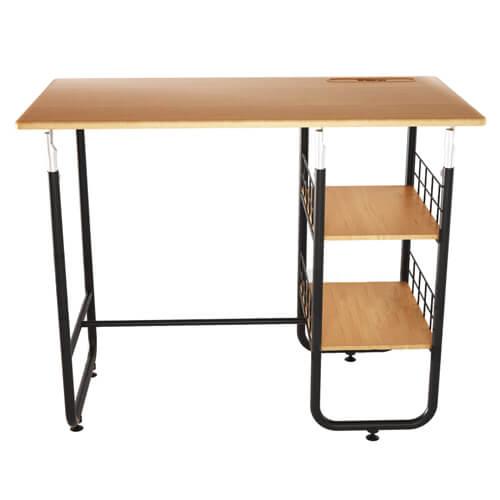 Bàn học sinh BHS-05-00 là bàn đơn không kèm ghế có khung ống thép Ø22.2mm. Cung Cấp Long Gia Uy