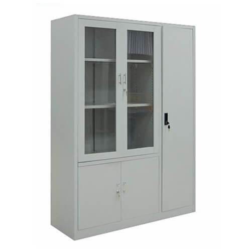 Tủ sắt CA-5A-LG là tủ thép cánh mở dùng cho văn phòng lưu trữ hồ sơ.